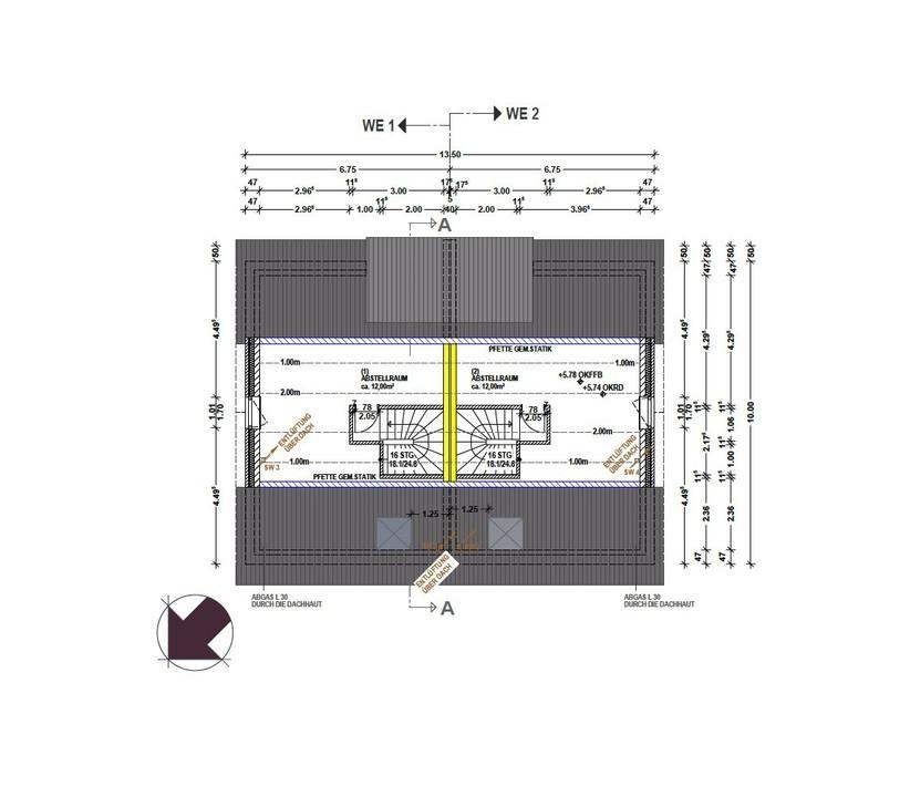 der Spitzboden, das 5. Zimmer